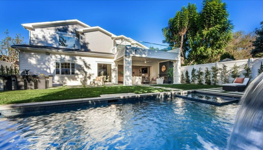 Moe Harkless' Sherman Oaks estate | Hot Property