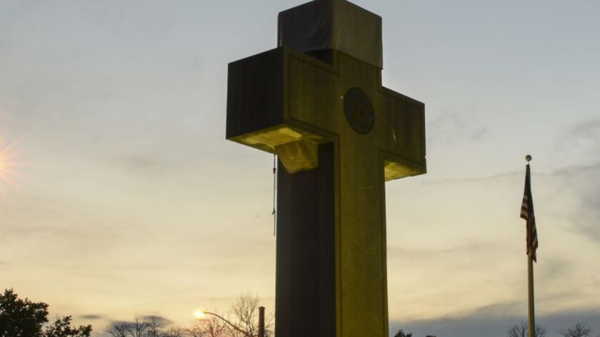 In a dispute involving assertions of government endorsement of religion, defenders of the Peace Cross, which stands in Bladensburg, Md., had asked the U.S. Supreme Court to take up the case.