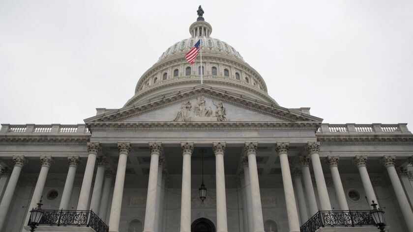 Federal spending is only authorized through Sept. 30 as Congress works to pass a new budget and faces a potential showdown over funding for the border wall.