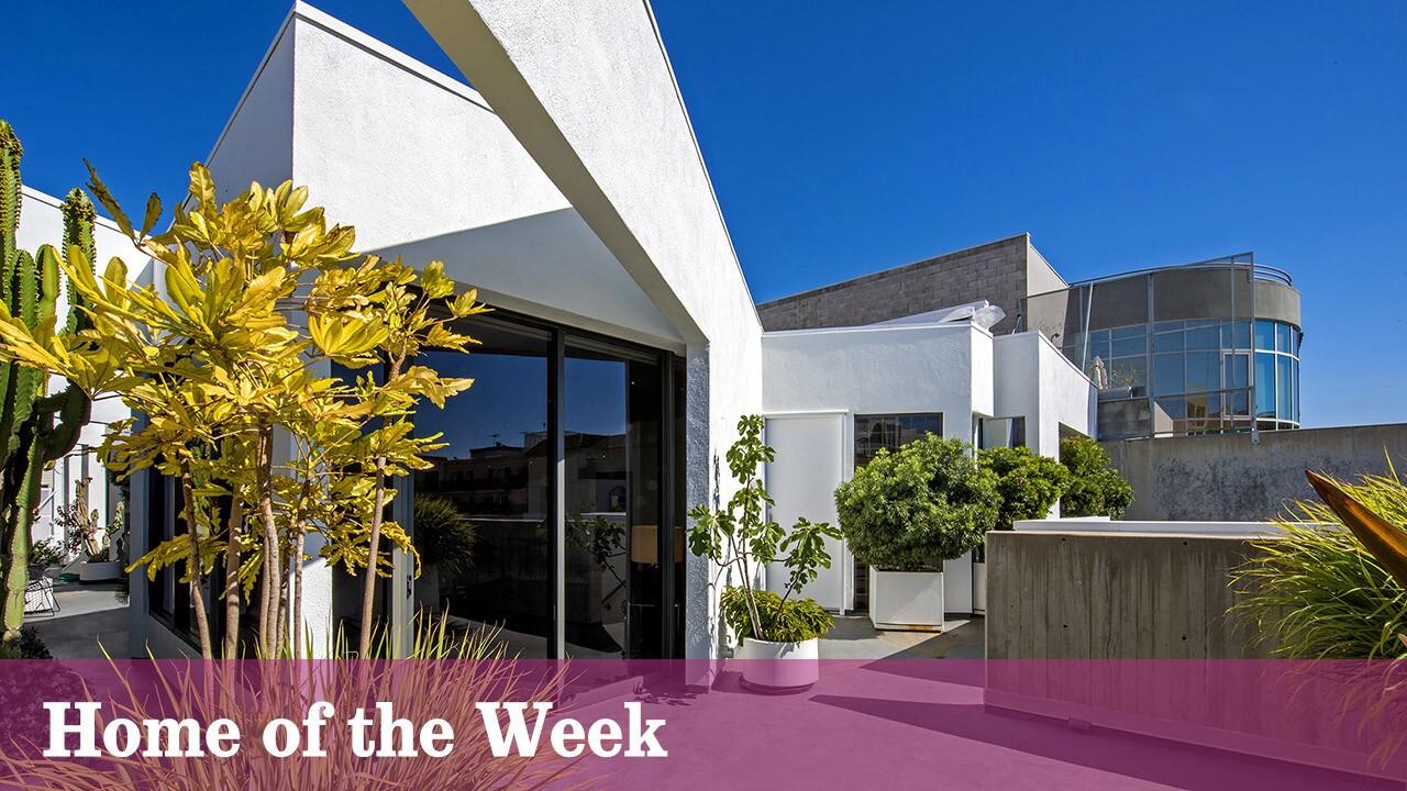 Home of the Week | Artful aerie in Santa Monica