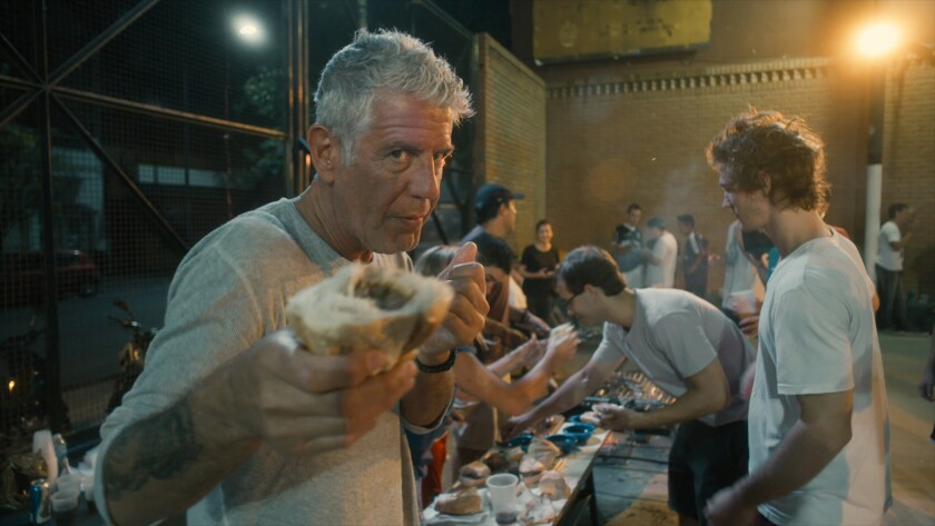 Anthony Bourdain offers you a bite