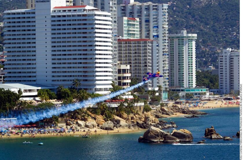 Air Show de Acapulco.