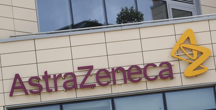 AstraZeneca offices in Cambridge, England