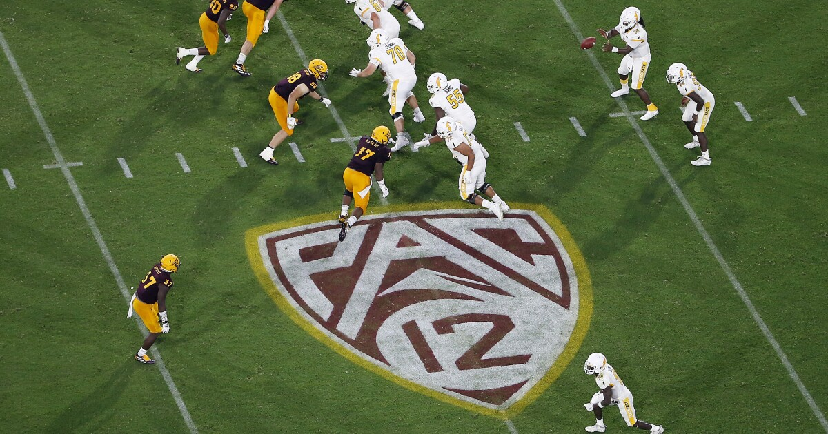 Commentary: Pac-12's pause on football decision buys it time to consider public health