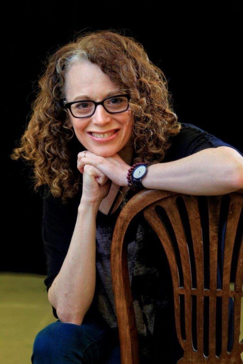 Rebecca Taichman.
