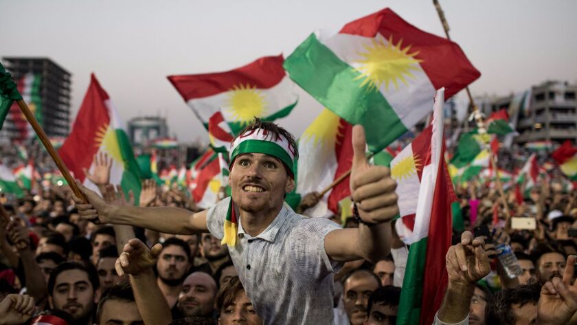 Preparations Continue for the Iraqi Kurdistan Independence Referendum