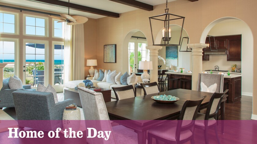 Home of the Day: Golf villa getaway by the sea