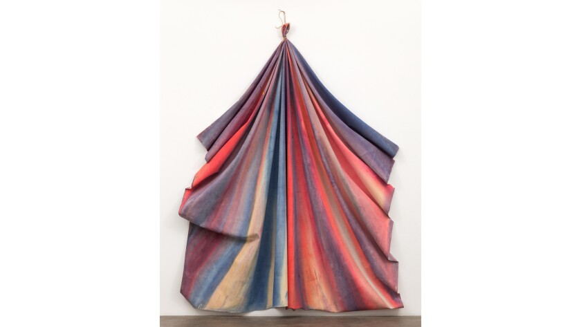 Sam Gilliam at David Kordanksy June 2016