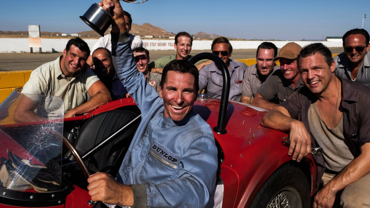 Classic Shelby Cars In Ford V Ferrari Aren T What They Seem Los Angeles Times