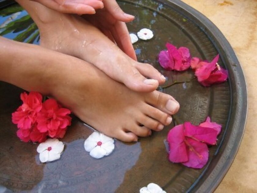 Keep feet -- and body -- healthy and happy with regular care and professional treatment.