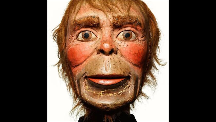 Review: Matthew Rolston photos of ventriloquist dummies have