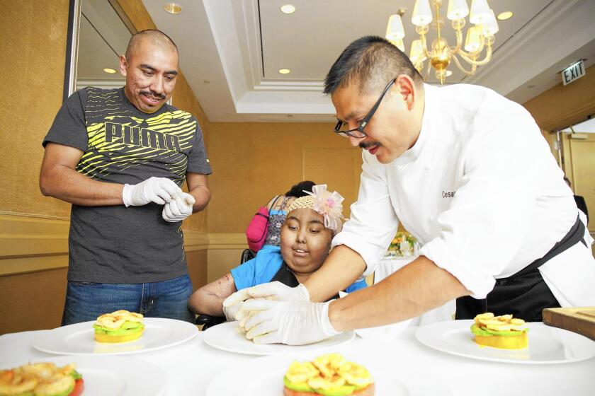 Island Hotel prepares dinner for Ashley Antunez and family