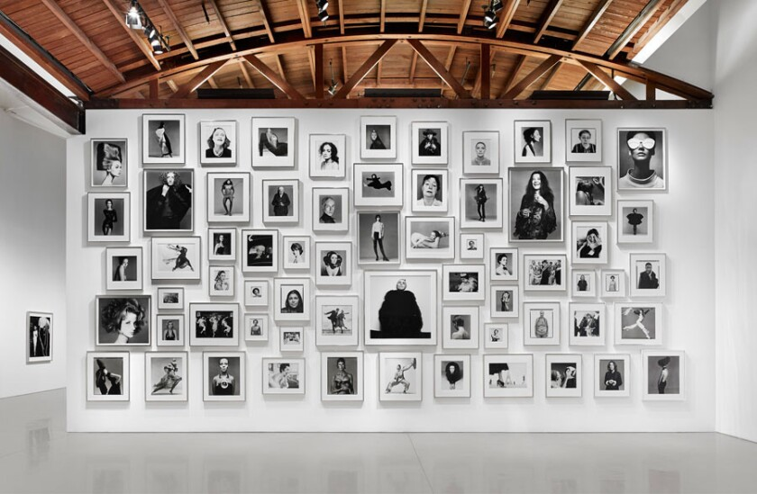 Richard Avedon. The Richard Avedon Foundation.  Courtesy of Gagosian Gallery. Photography by Douglas M. Parker Studio