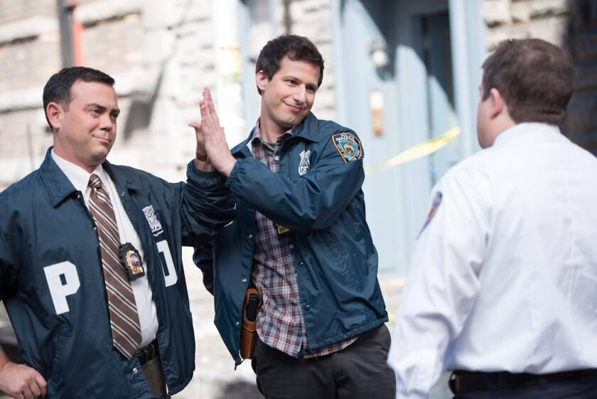 Golden Globes 2014: 'Brooklyn Nine-Nine' wins best television comedy