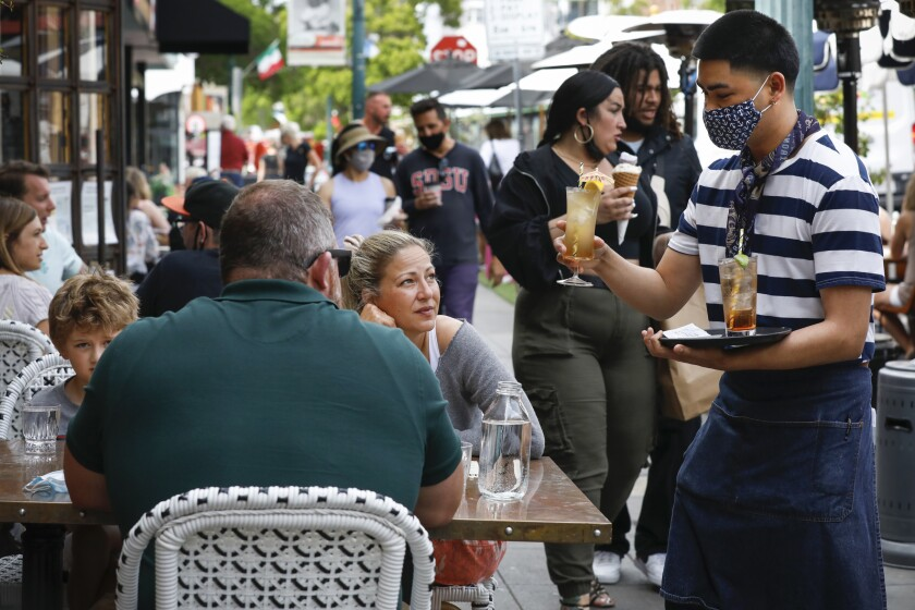 San Diego's tourism businesses continued to struggle to hire workers in June.