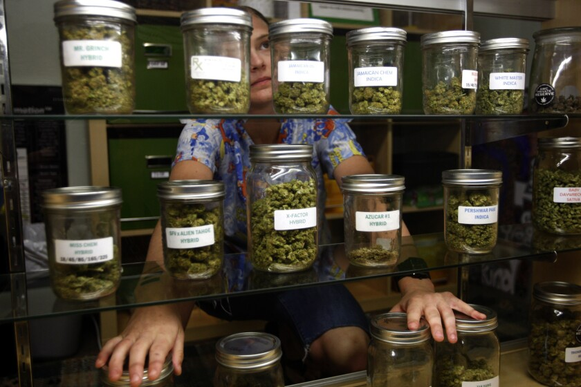 Long Beach City Council to draft new medical pot ordinance