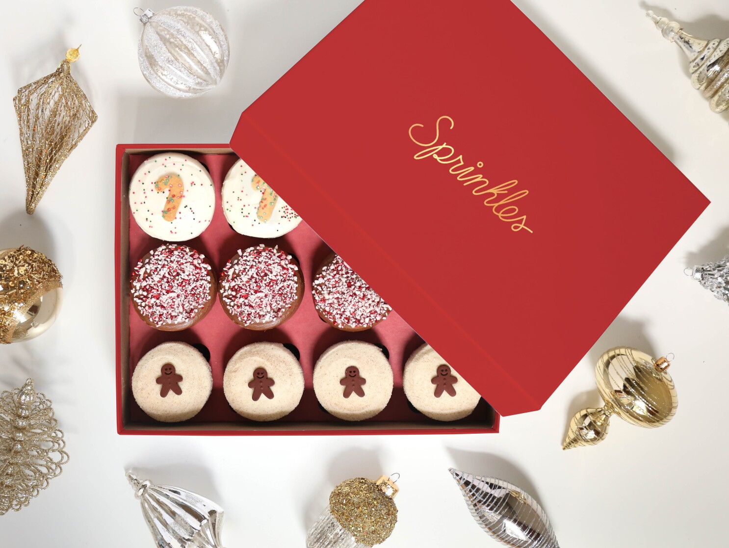 Sweet! Sprinkles launches holiday collections, adds four cupcake ATMs in San Diego