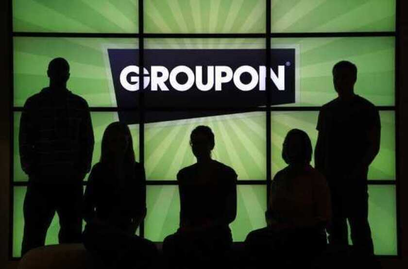 Groupon is buying competitor LivingSocial for an undisclosed amount.