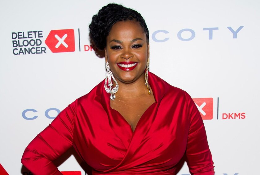 FILE - In this May 1, 2013 file photo, Jill Scott attends the 2013 Delete Blood Cancer Gala in New York. The Academy of Motion Picture Arts and Sciences will present a live Oscar Concert celebrating the year's nominated scores and songs on Thursday, Feb. 27, 2014, at UCLA's Royce Hall in Los Angele