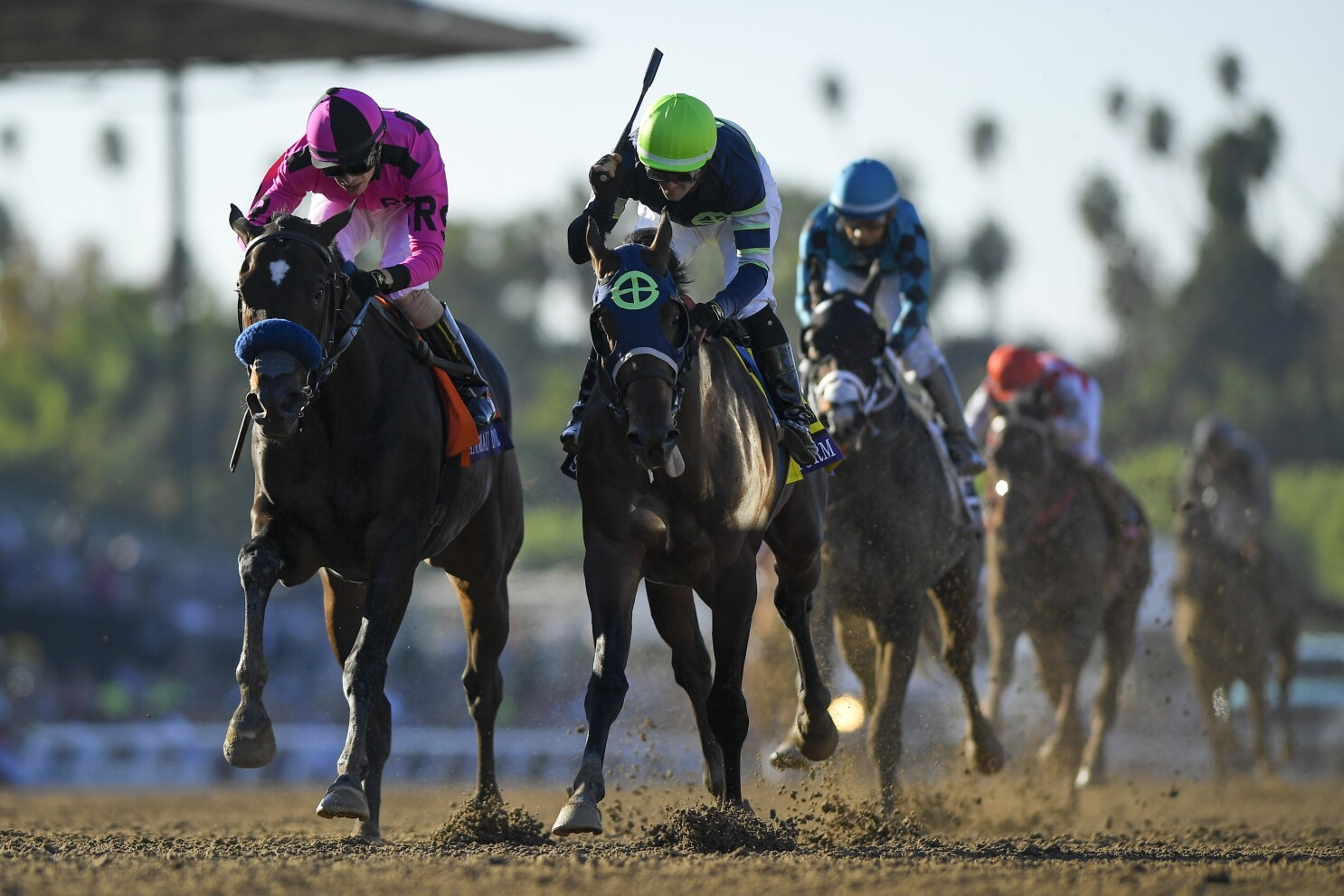 Racing Kentucky Derby Rankings Are Back Los Angeles Times