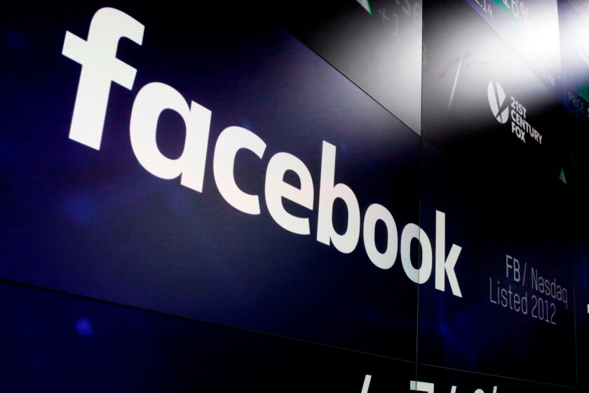 Facebook's user base and revenue grew more slowly than expected in the second quarter of 2018 as the company grappled with privacy issues, sending its stock tumbling.
