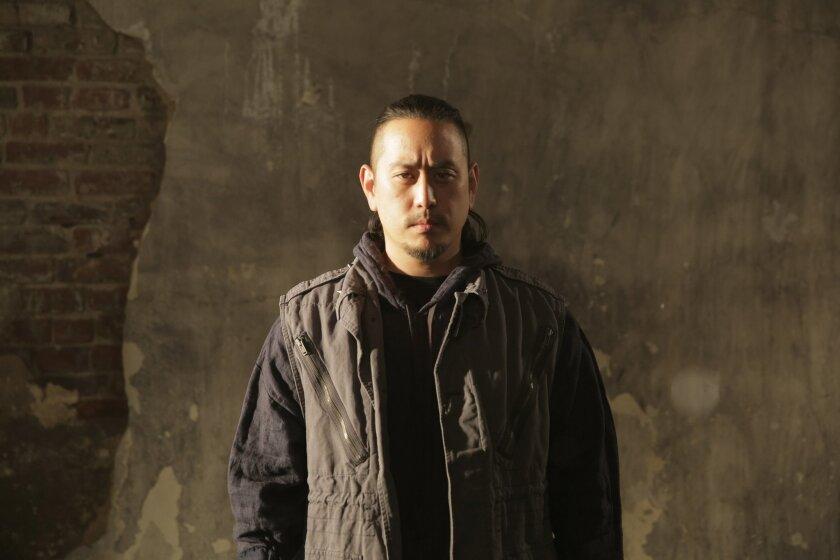 Joe Hahn of Linkin Park. Photo by Brandon Cox