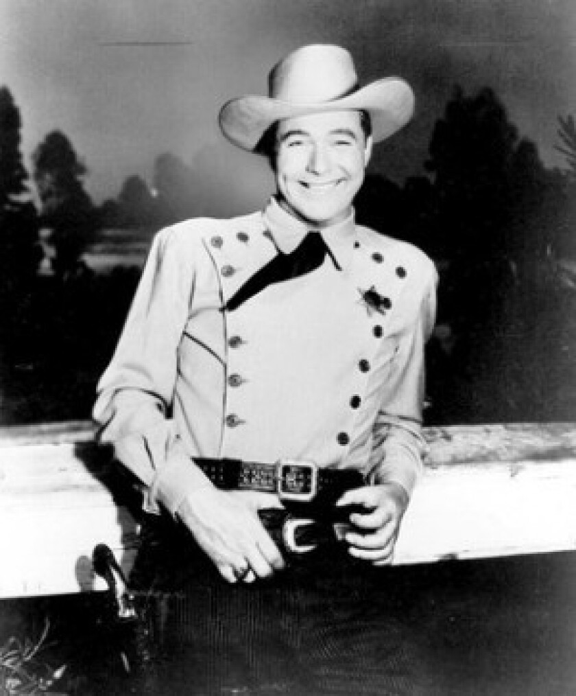 Because he was less aggressive in pursuing recording contracts, Monte Hale's singing is less known today than that of colleagues Gene Autry or Roy Rogers.