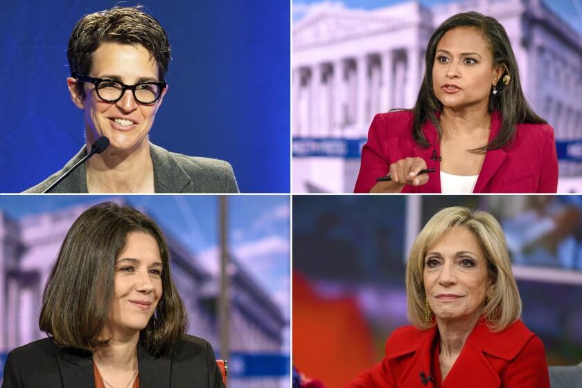 Here's how the Democratic debate in Atlanta kicked off