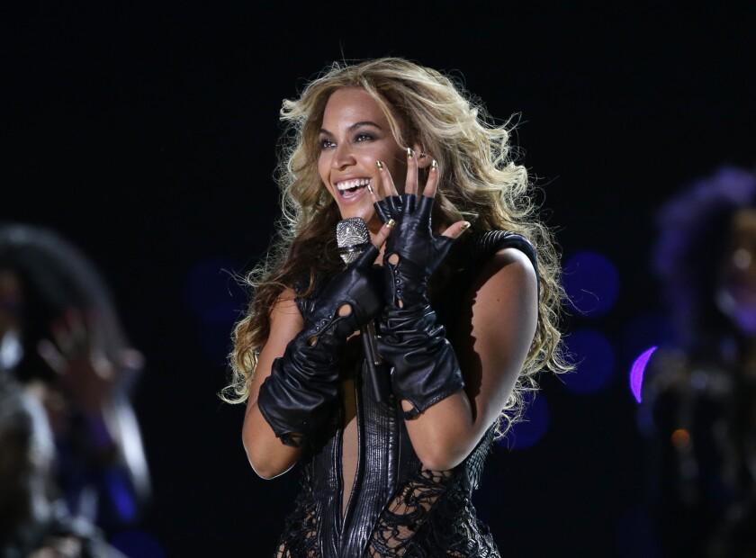Beyoncé to perform at Super Bowl 50 halftime