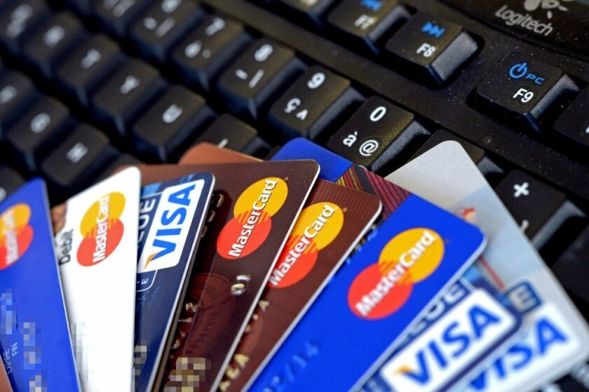 Credit card survey