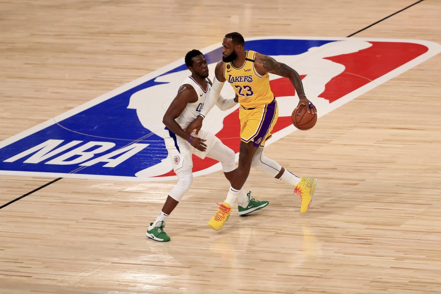 NBA takes aim at next season starting before Christmas   Los