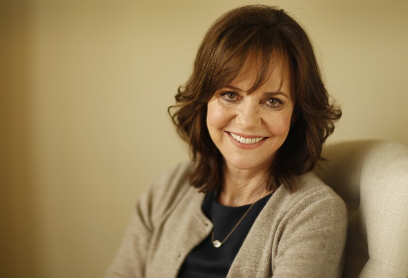 Actress Sally Field was arrested Friday while participating in Jane Fonda's weekly climate change protest.