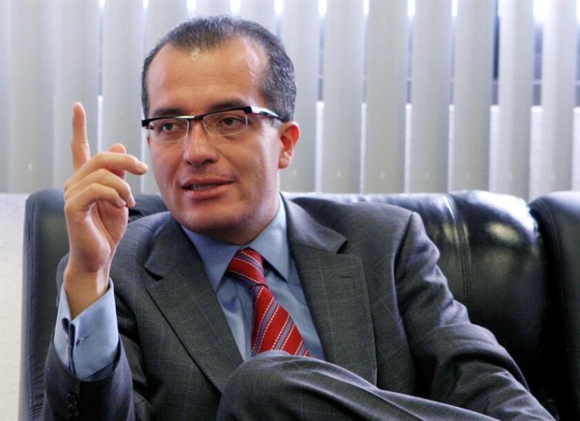 El analista y extitular del máximo ente electoral de México, Luis Carlos Ugalde, reveló hoy que existen indicios de que el narcotráfico financia campañas políticas, sobre todo en pequeñas localidades del país. EFE/ARCHIVO
