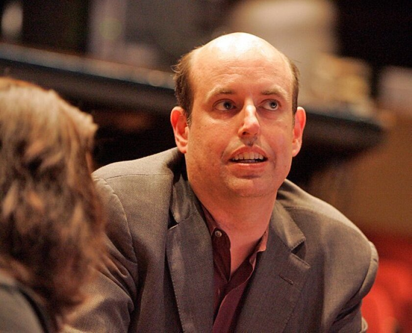 Christopher Ashley is heading into his third season as artistic director of La Jolla Playhouse.