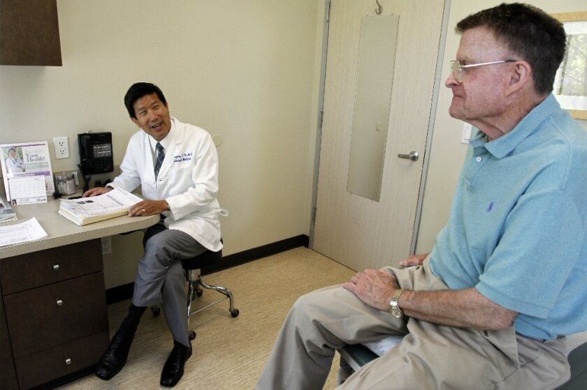 Is a physician asking about gun ownership just doing his or her job or breaking the law? In at least one state, that's an open question, and physicians fear an imminent court ruling could prompt more states to restrict physicians' conversations with patients about guns.