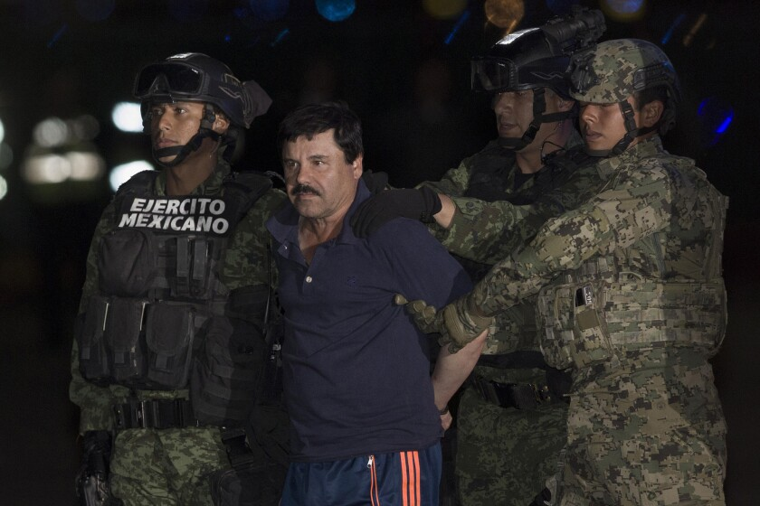 Judge denies request to move trial of Joaquin 'El Chapo' Guzman