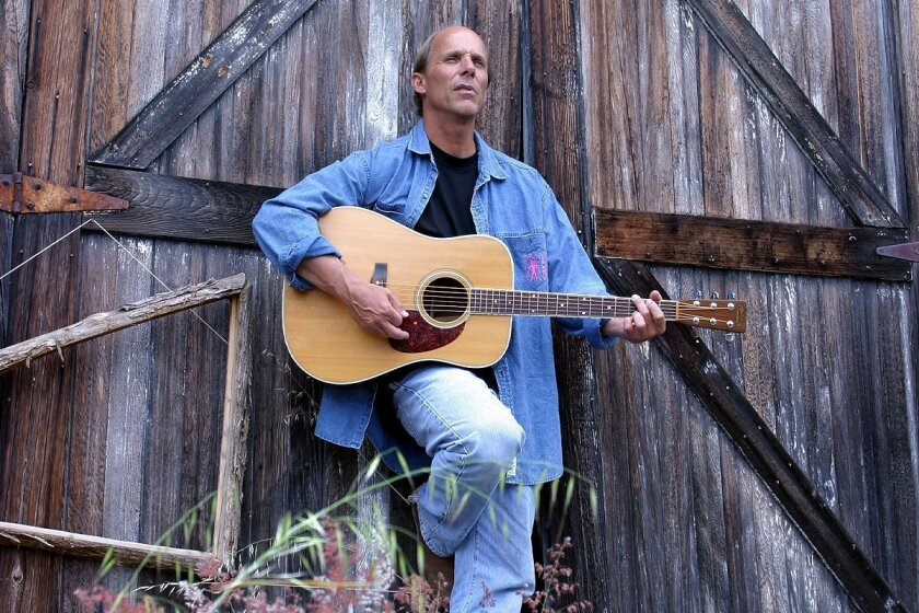 Tim Flannery performs Jan. 16 at Reuben H. Fleet Science Center's Rock in the Park concert series.