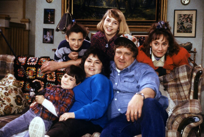 Roseanne Returning To Abc With The Full Cast Intact The San