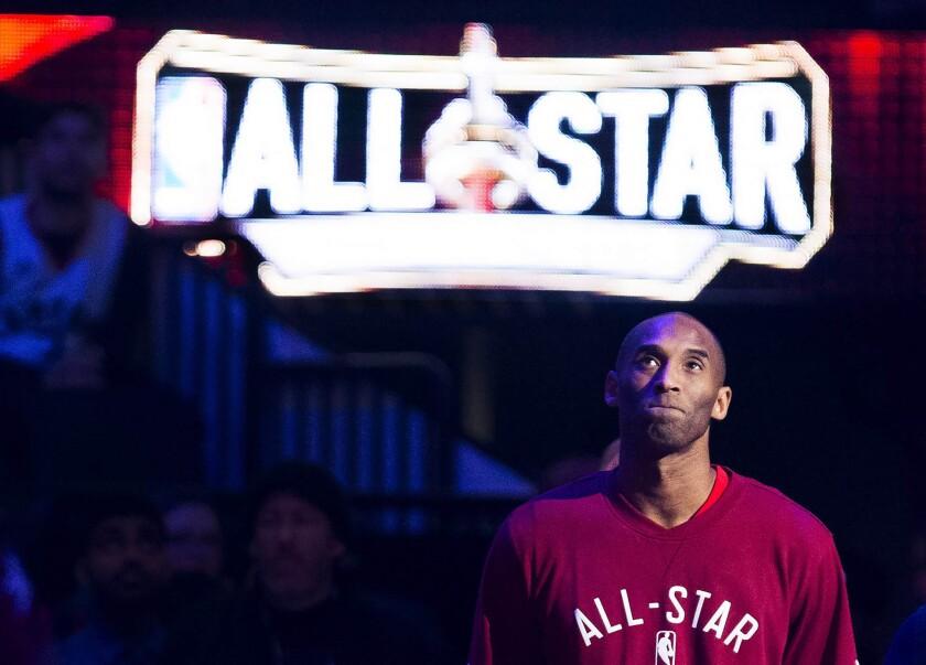 Kobe Bryant's final All-Star Game