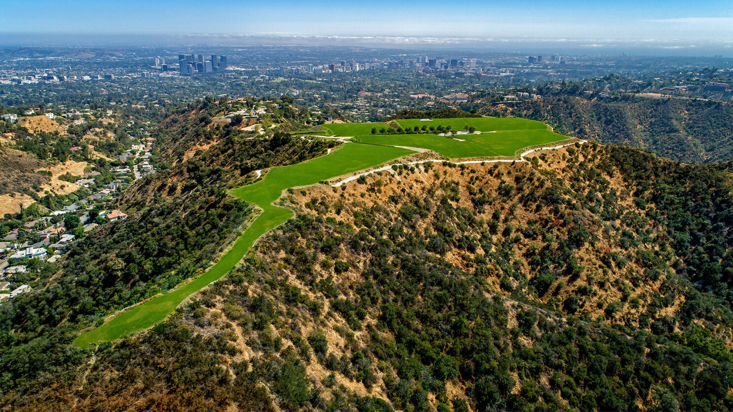 The Mountain in Beverly Hills, once listed for $1 billion, just sold for $100,000.