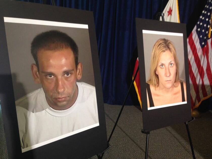 Suspects in Long Beach burglary