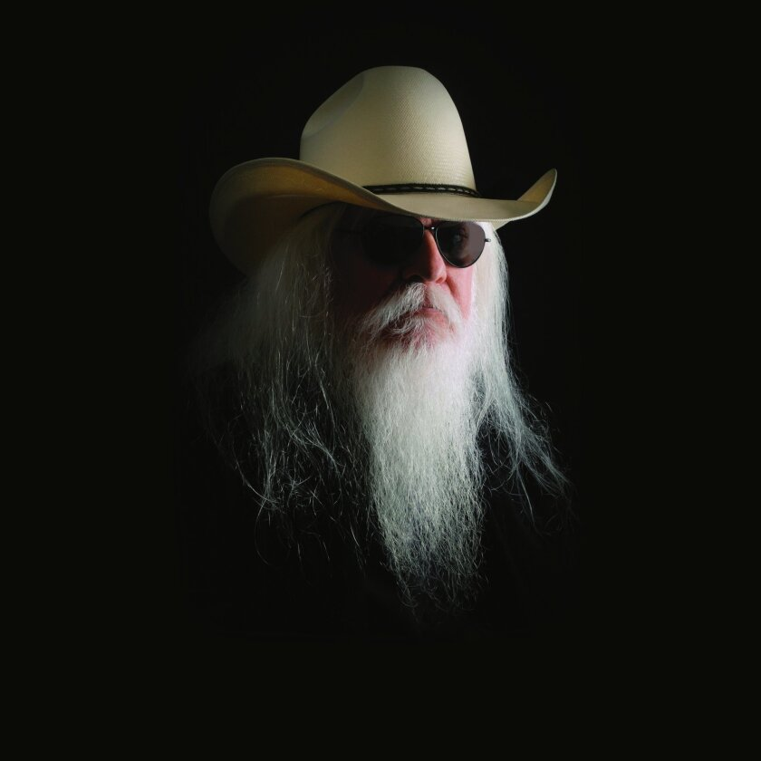 Leon Russell has cut an album with Elton John.