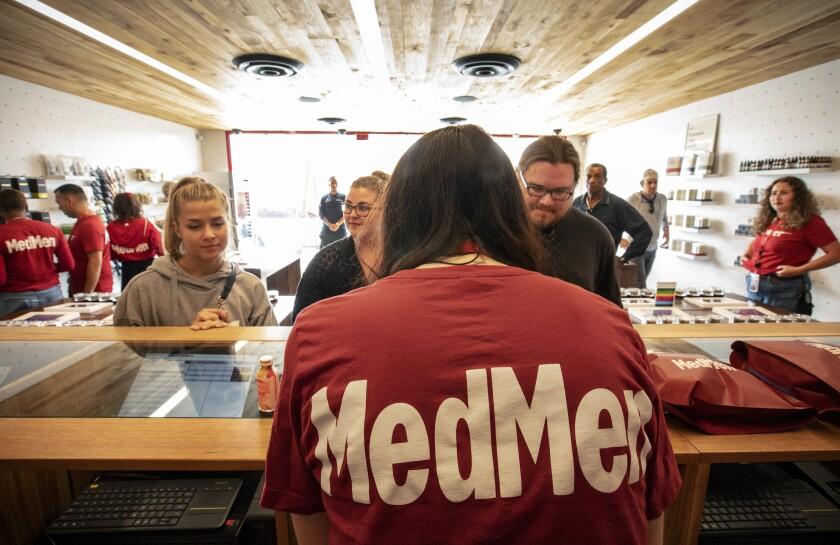 MedMen dispensary in Venice