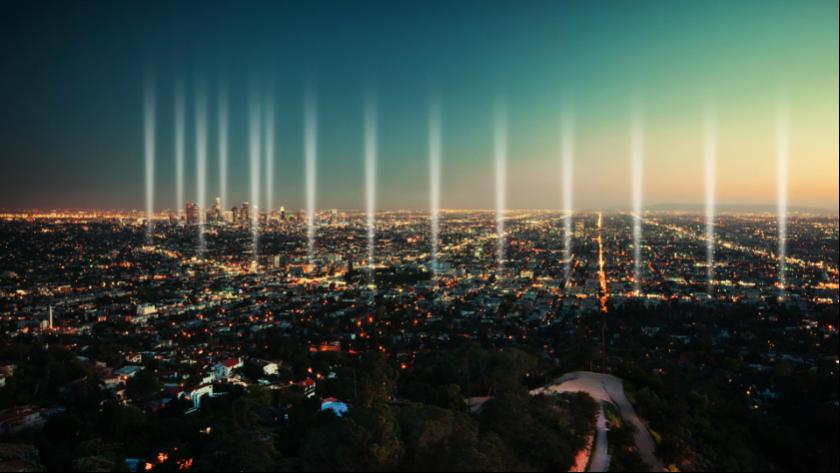 Marathon lights