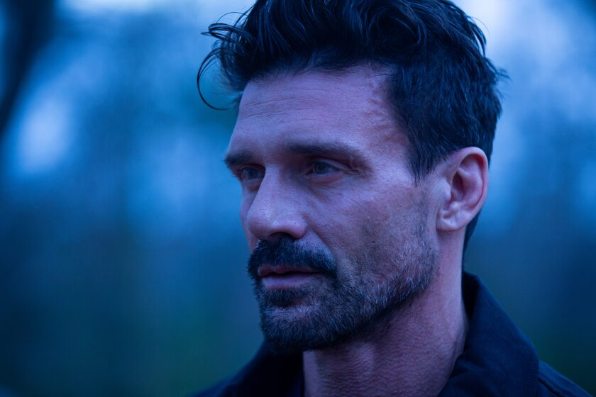 Frank Grillo, 'Into the Ashes'