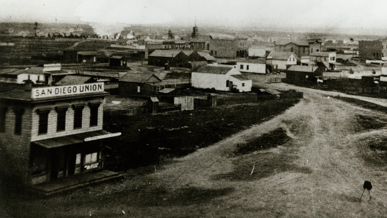 History in headlines - The San Diego Union-Tribune