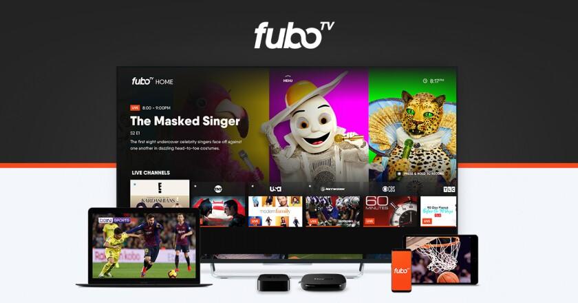 fuboTV image