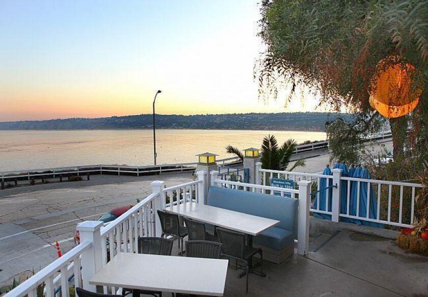 Brockton Villa marks 25 years of sea-side dining in La Jolla - La Jolla Light