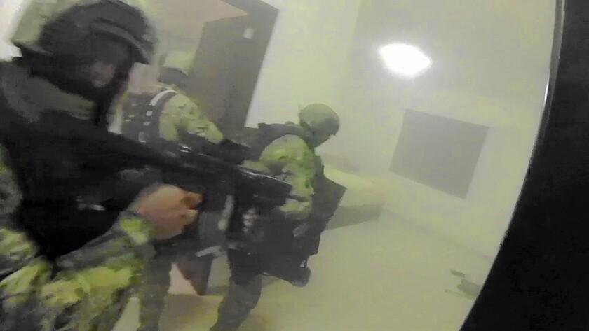 """El Chapo"" raid"