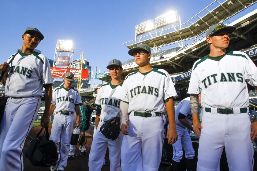 Poway's baseball season, which included a game at Petco Park, is still alive after Saturday's win over RBV.